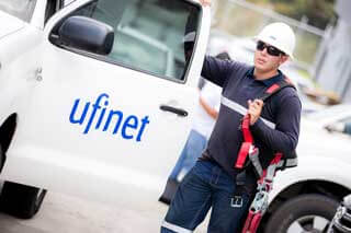 Fiber optic telecom services operator.