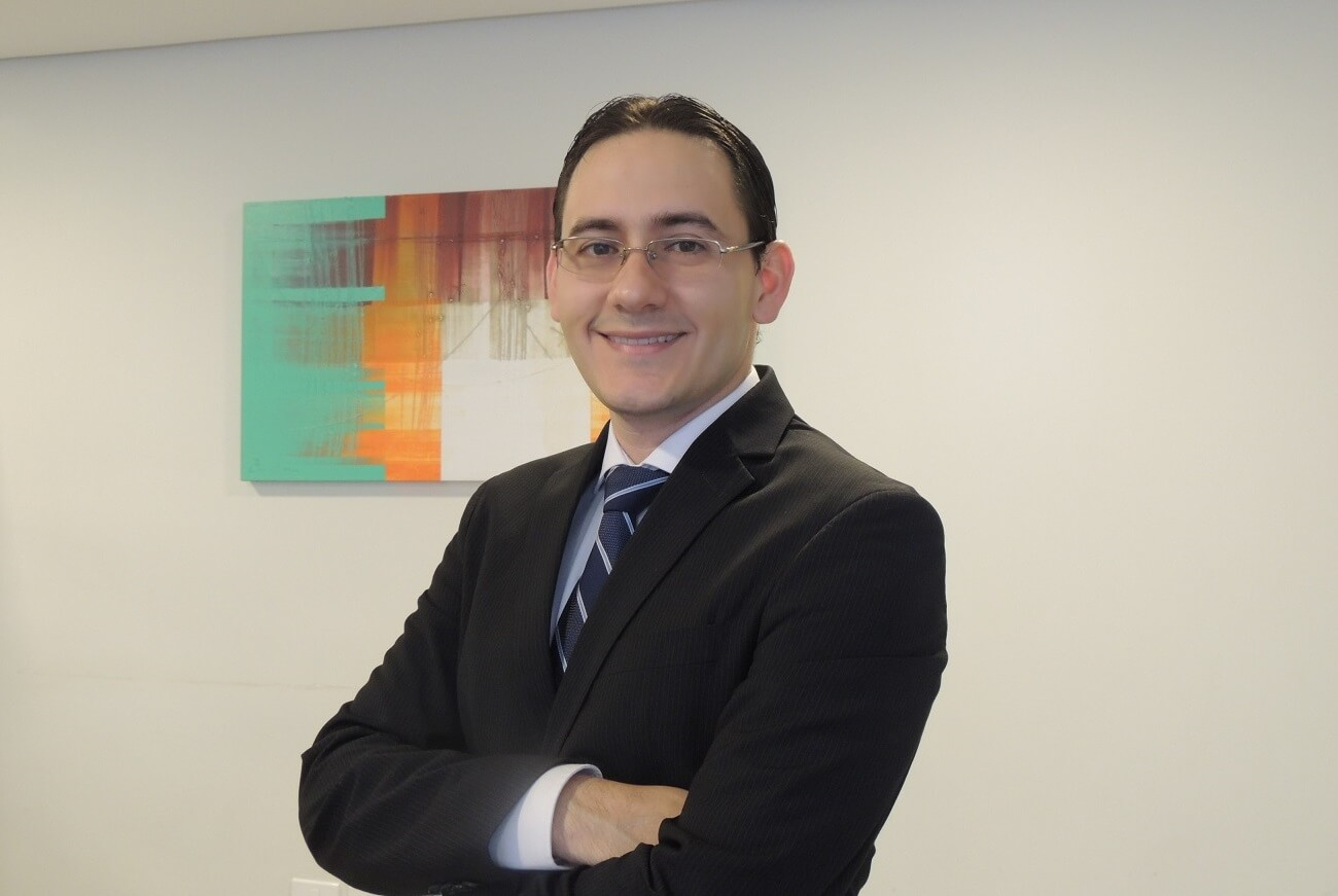 Fernando Mazariegos, Country Manager Ufinet Paraguay