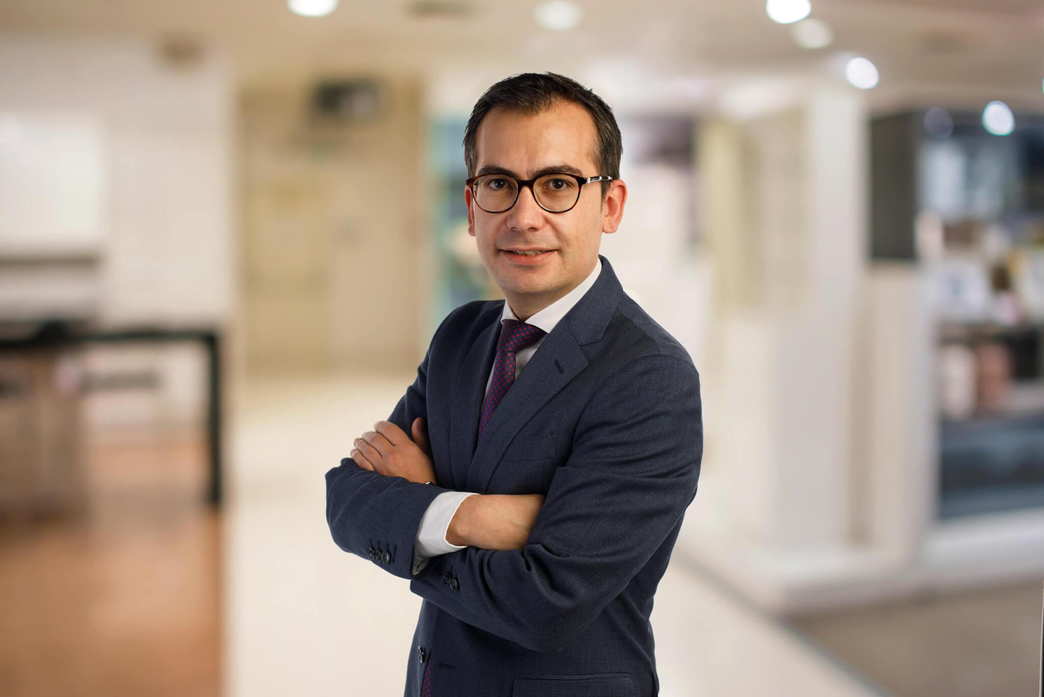 Carlos Riego, Country Manager Ufinet Ecuador