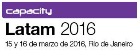 Capacity Latam 2016