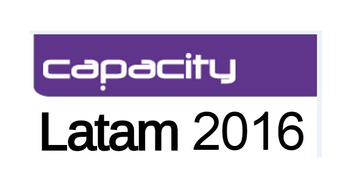 UFINET participó en Capacity Latam 2016