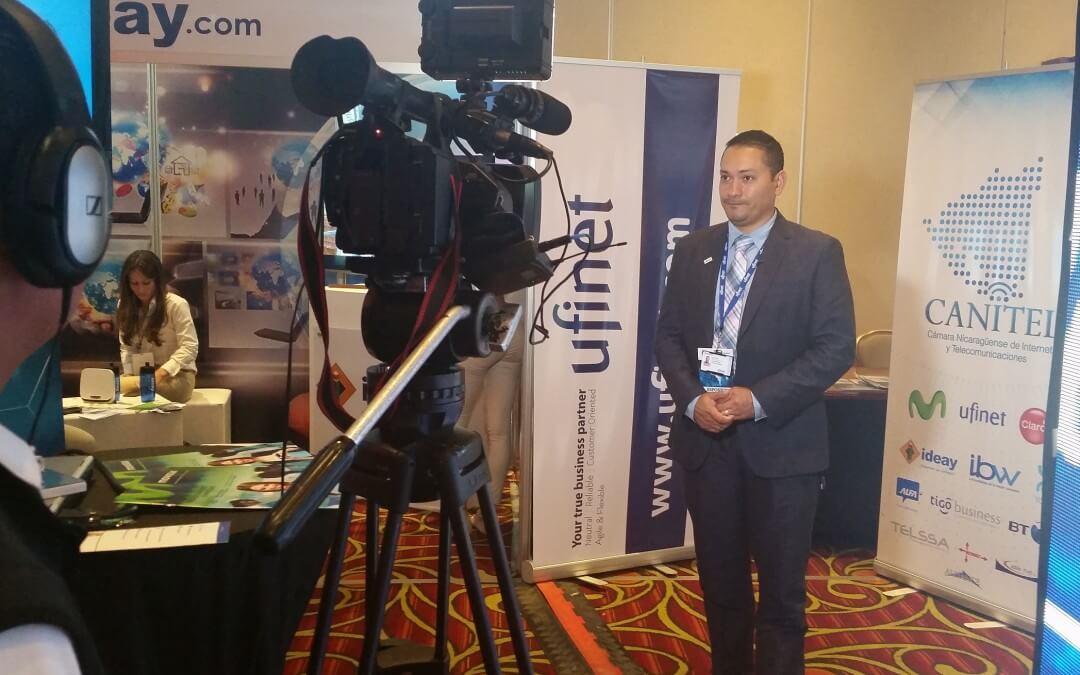 UFINET participó en Expointernet 2016
