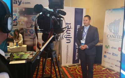 UFINET participated in Expointernet 2016