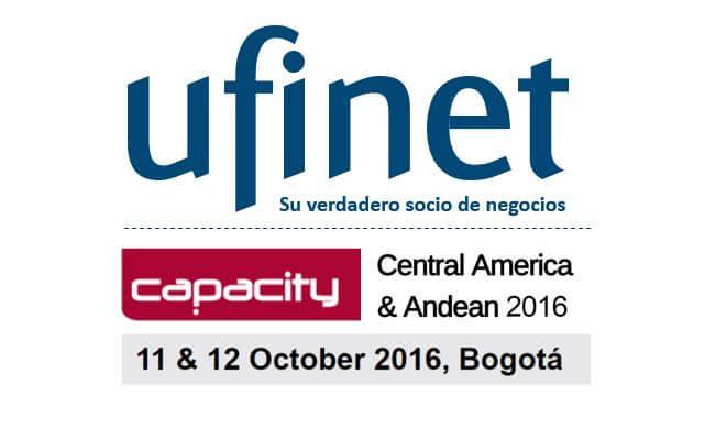 Ufinet @ Capacity Central America & Andean 2016