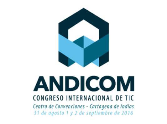 Visítenos en Andicom 2016