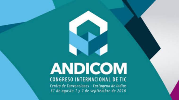 Andicom 2016 Ufinet Team