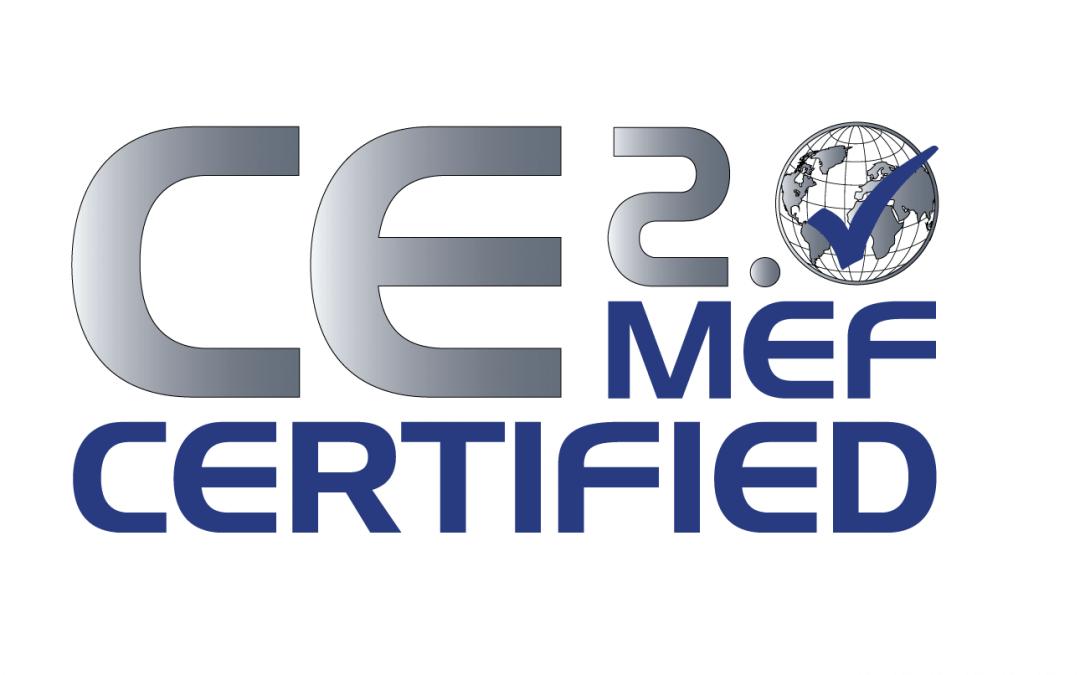 Mef Ce 20 Certification