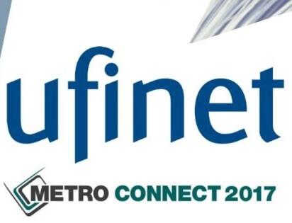 UFINET @ Metroconnect 2017