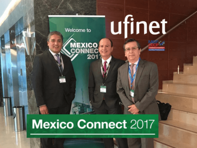 UFINET en Mexico Connect 2017