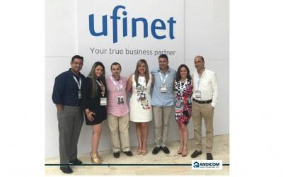 Ufinet asistió a Andicom 2017