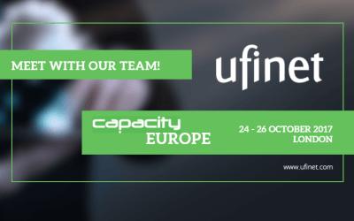 UFINET en Capacity Europe 2017