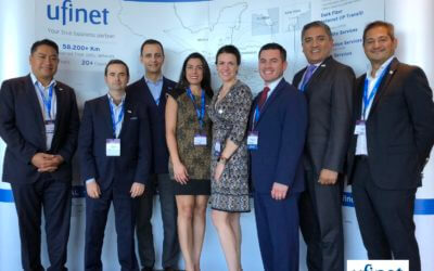 Latin America's largest wholesale telecoms meeting event in the South America region.