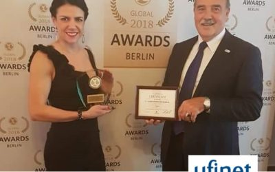 UFINET wins LATAM Regional Operator of the Year Award!
