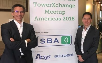 UFINET @ Tower Xchange – Meet up Americas 2018