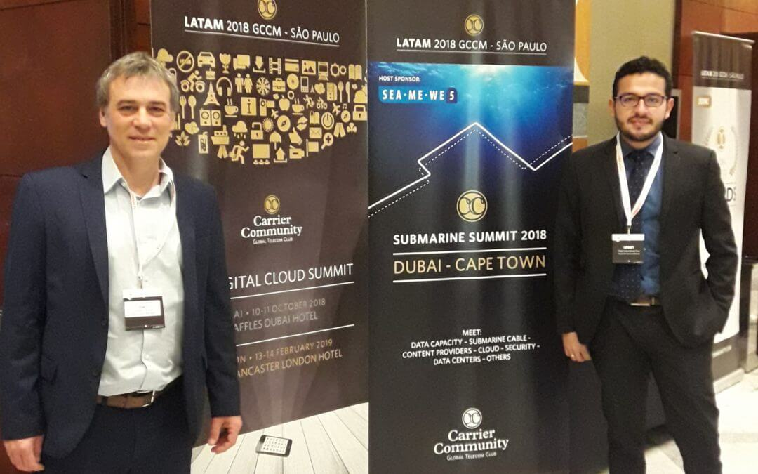 UFINET @ Carrier Community LATAM 2018