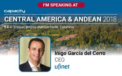 UFINET @ Capacity Central America 2018