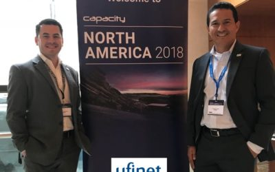UFINET @ Capacity North America 2018