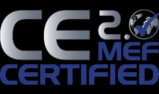 MEF CE 2.0 Certified