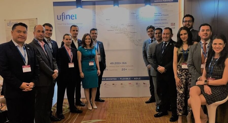 Ufinet as Gold Sponsor @ Capacity Central America & Andean 2018