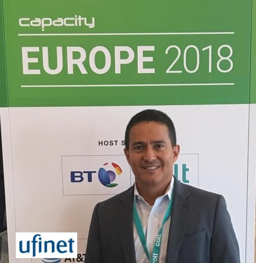 UFINET @ Capacity Europe 2018
