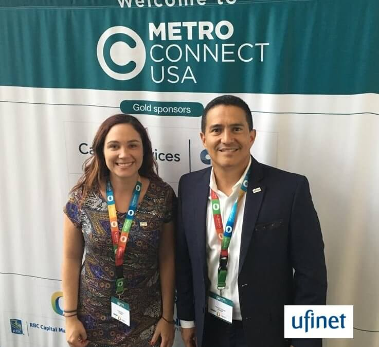 UFINET en Metro Connect 2019