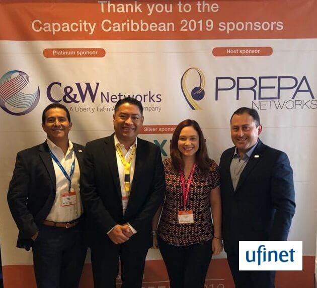 UFINET @ Capacity Caribbean 2019