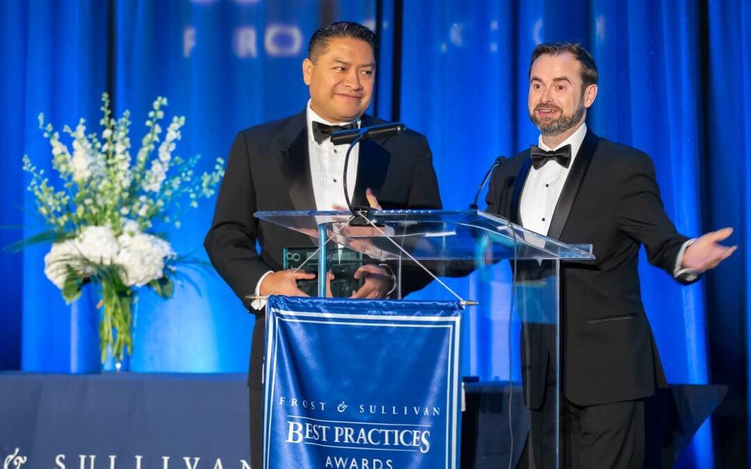 Frost & Sullivan otorga a UFINET con el Premio a las Mejores Prácticas