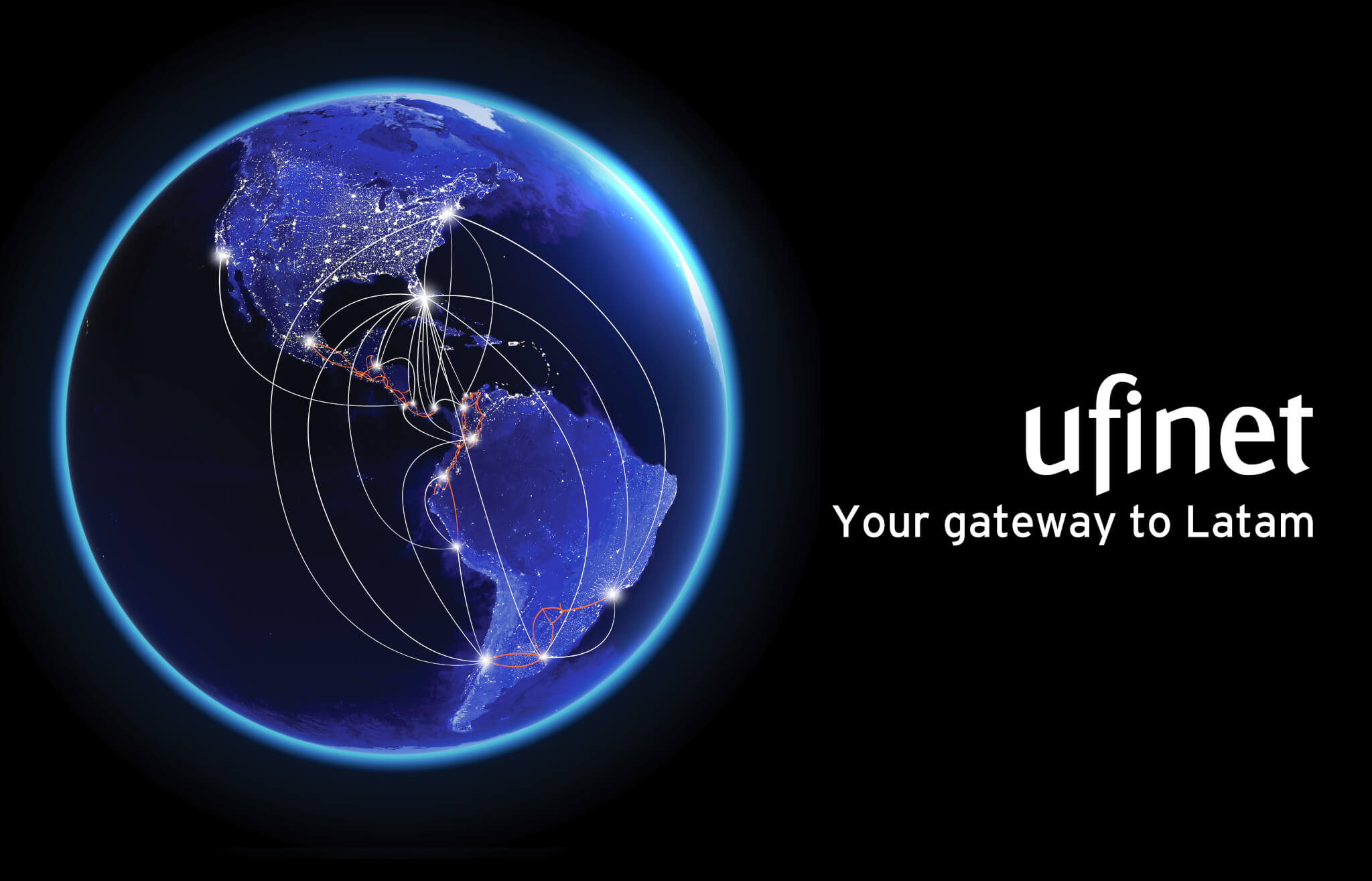 Fiber Optic Internet & Wholesale Telecom Solution Providers | UFINET