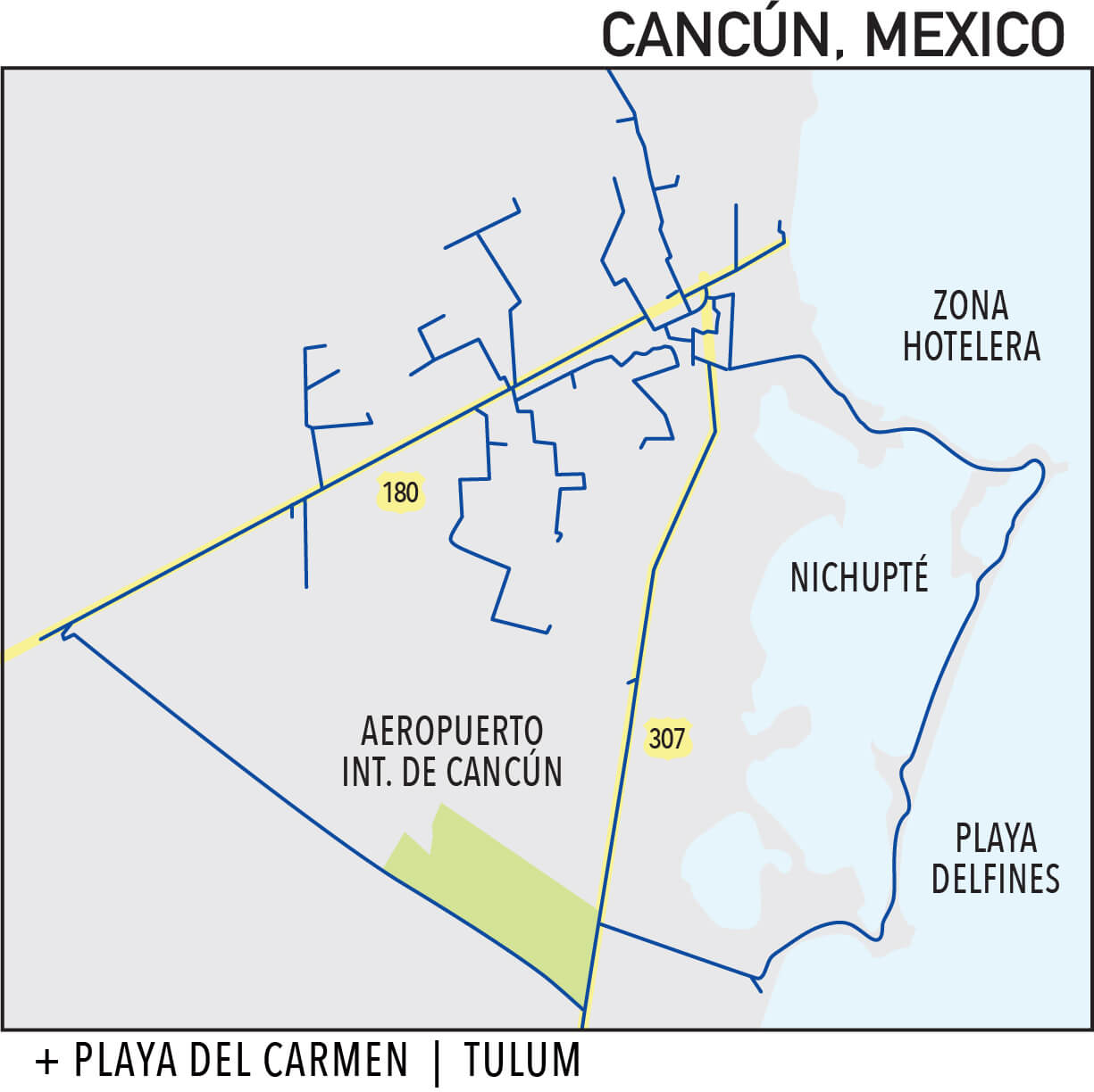 Capillarity Mexico map Ufinet