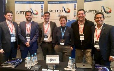UFINET & Netell present @ Carrier Community Sao Paulo 2019