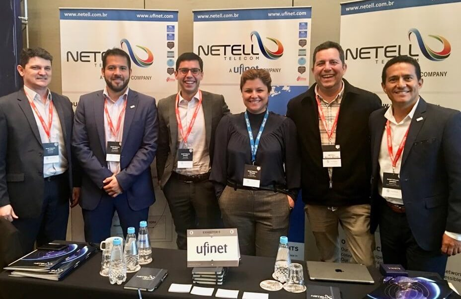 UFINET & Netell presentes en Carrier Community Sao Paulo