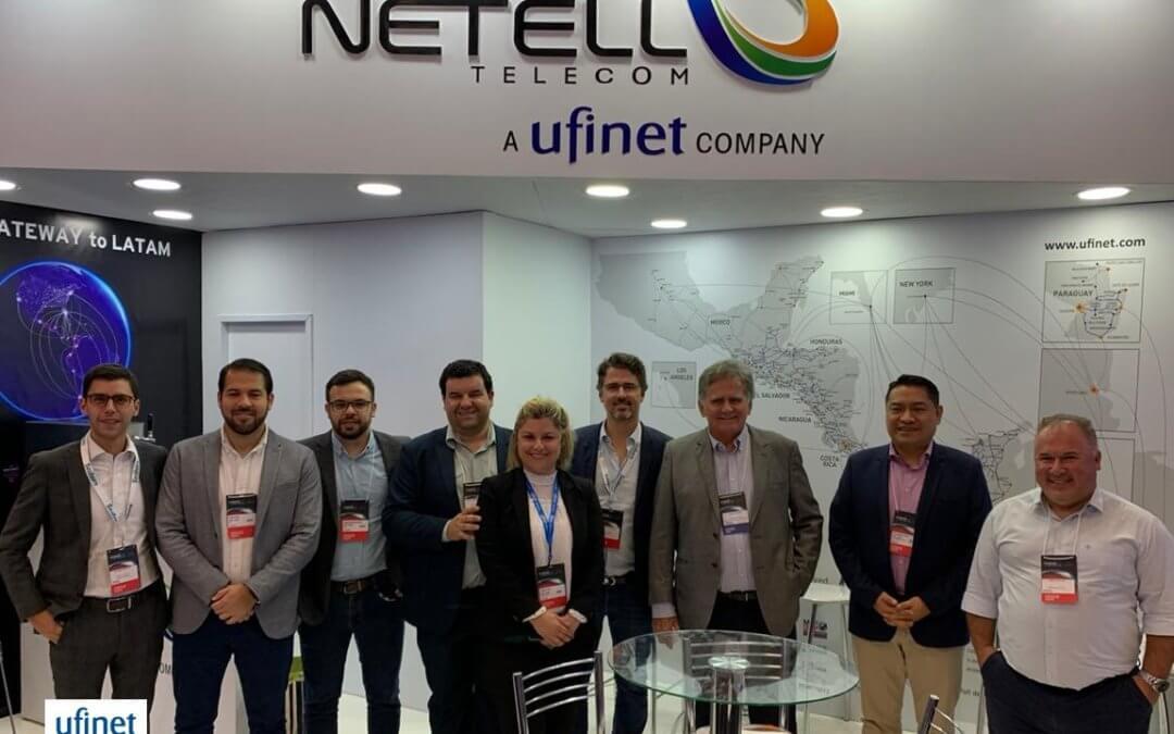 UFINET & NETELL presentes @ Futurecom 2019