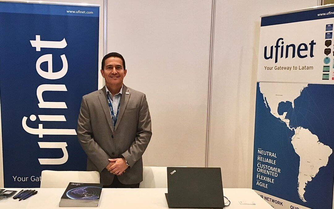 Ufinet at Capacity Asia 2019