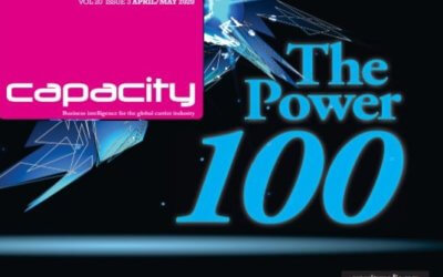 "Iñigo García del Cerro, UFINET's CEO, chosen as one of Capacity's ""Power 100"""