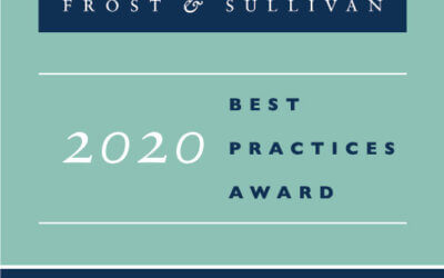 UFINET recognized by Frost & Sullivan as the Company of the Year 2020