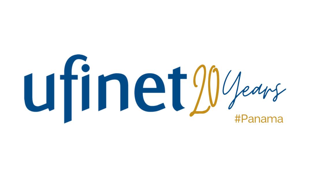 UFINET Panamá comemora 20 anos