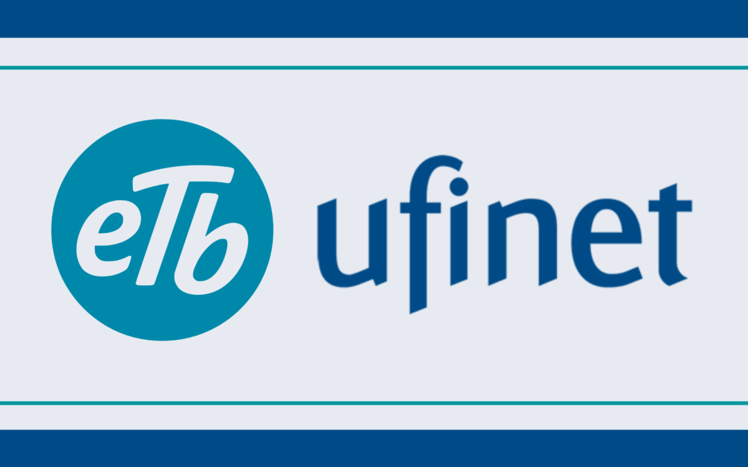 ETB and UFINET's new agreement will provide Bogotá with the largest fiber optic network coverage for Fiber To The Home (FTTH)