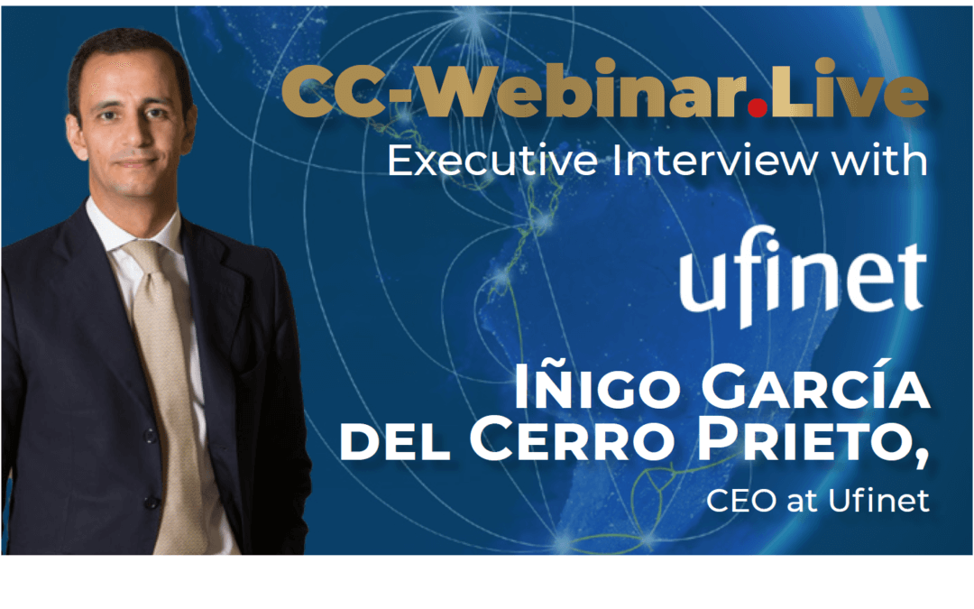 Carrier Community Executive Webinar – Iñigo García del Cerro