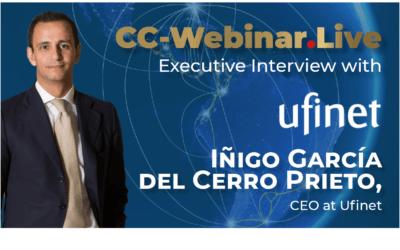 Carrier Community Executive Webinar – Iñigo García del Cerro